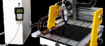 Fresadora CNC para de grabado FTL-4040M
