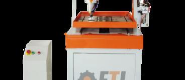 Fresadora para procesamiento del metal FTL-6060M